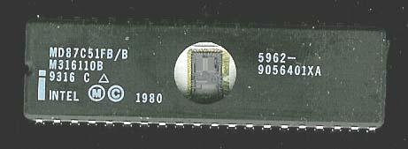 Military CMOS MCS-51