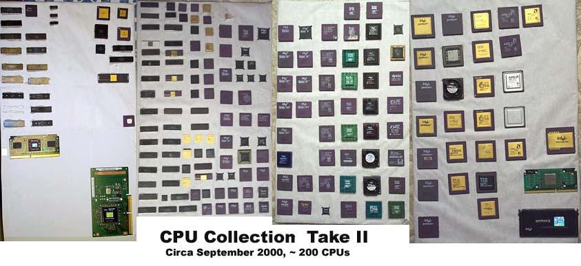 CPU History - The CPU Museum - CPU History for Intel CPU