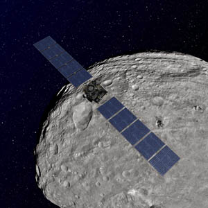 DAWN Asteroid Mission