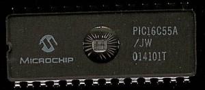 Microchip PIC16C55A