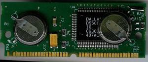Dallas Maxim DS2252T-128-16
