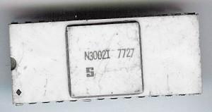 Signetics 3002 BSP