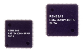 SuperH SH7264 and SH7262