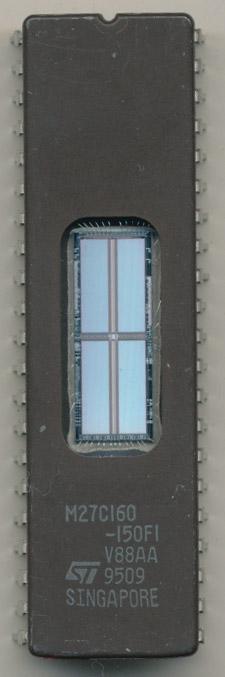 ST M27C160-150F1