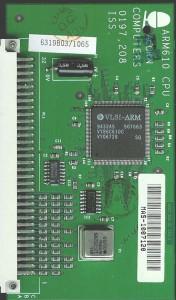VLSI VY86C610C 30MHz ARM610 CPU circa 1994