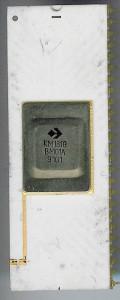 Soviet Electronika KM1818VM01A 8X300 Clone