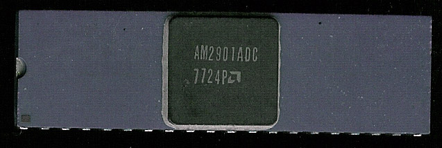 The AMD 2901 Bit Slicer and Second Sourcing | The CPU Shack