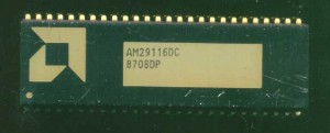 AMD AM29116DC 16 bit microprocessor
