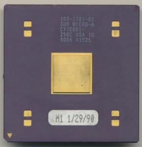 Cypress CY7C601-25GC