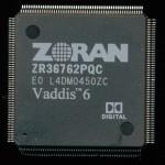 Zoran ZR36762PQC Turbo186 Based