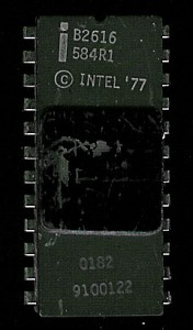 Intel B2616 - Unless you clean the paint off