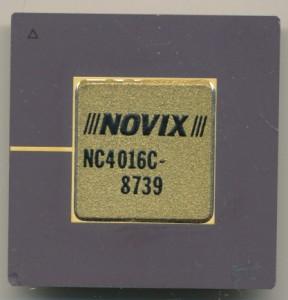 Novix NC4016C - Late 1987