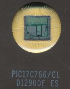 PIC17C766/CL ES