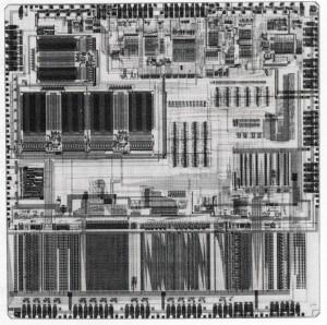 Micro/370 die