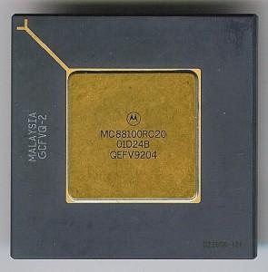 MC88100 20MHz - 1992
