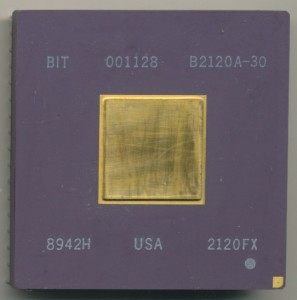 B2120A Floating Point ALU 1989 33MHz