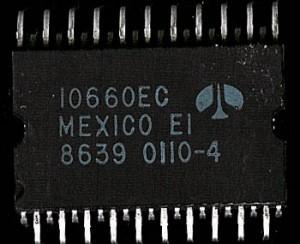 Rockwell 10660EC PPS-4 - 1986