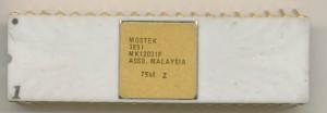 Mostek 3851 MK12001P Program Storage Unit from late 1975