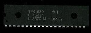 AEG Telefunken U3870M - F8 Processor