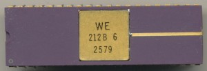 Western Electric WE212B - BELLMAC-8 Processor