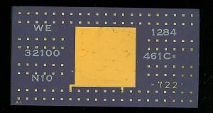 Western Electric WE32100 - BELMAC-32 Processor