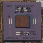 IBM Arthur Processor - 1997