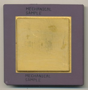 Intel Pentium Mechanical Sample - 1994