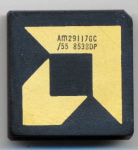 AMD AM29117GC - 1985 - Dual port version