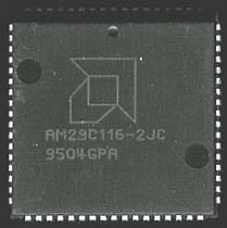 AMD AM29C116-2JC - 1995 12.5MHz CMOS