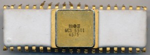 MOS MCS6501 - November 1975