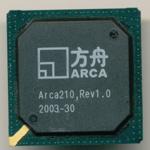 Arca-2 Rev1 Up to 400MHz - 2003 Produciton