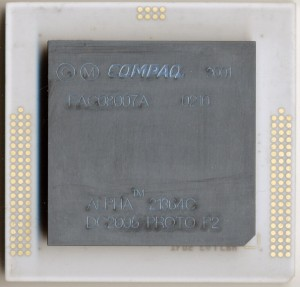 Compaq 21364 Alpha Prototype - 2002
