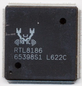 Realtek RTL8186 Lexra LX5280 MIPS with DSP Extentions - 2006