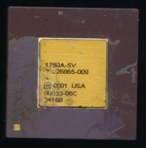 Honeywell 1750A-5V -2008