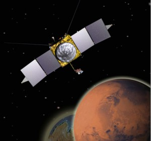 MAVEN to Mars - RAD750 Powered