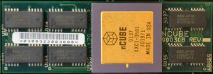 nCube/2 Node with 2MB of DRAM