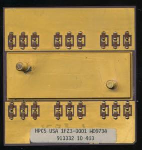 HP 1FZ3-0001 PA7000 66MHz - 1991
