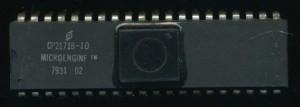 Western Digital CP2171B-10 - 1 of 3 MICROMs