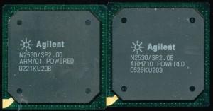 ARM 701 mis-print on the left