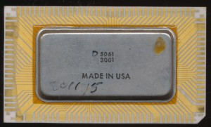 HP D5061-3001 - 10MHz 24,000 Transistors