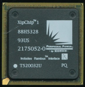 Xionics XipChip1
