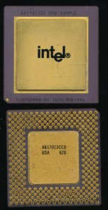 Intel KJ8TSMR00-BA - Engineering Sample