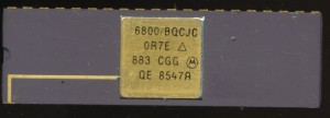 Motorola 6800/BQCJC - Mil-spec 6800 from 1985