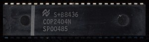 National Semiconductor COP2404N - Dual core processor
