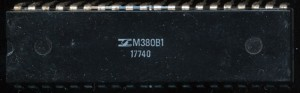 SGS-Ates M380B1 - 1977