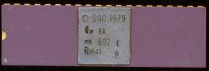 Data General microNOVA mN602 - 1980