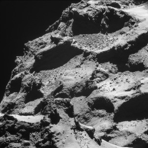 Comet 67P/Churyumov–Gerasimenko - Soon to have a pair of Harris RTX2010 Processors