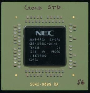 NEC SX-ACE Processor Prototype - 2013