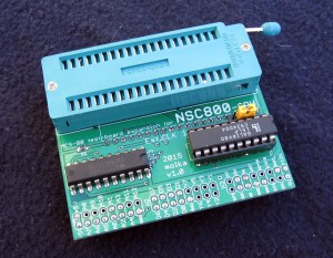 NSC800 Expansion Board