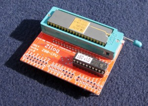 Z80 Expansion Board